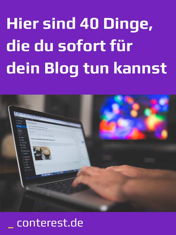 Dating-blogs für 40 dinge