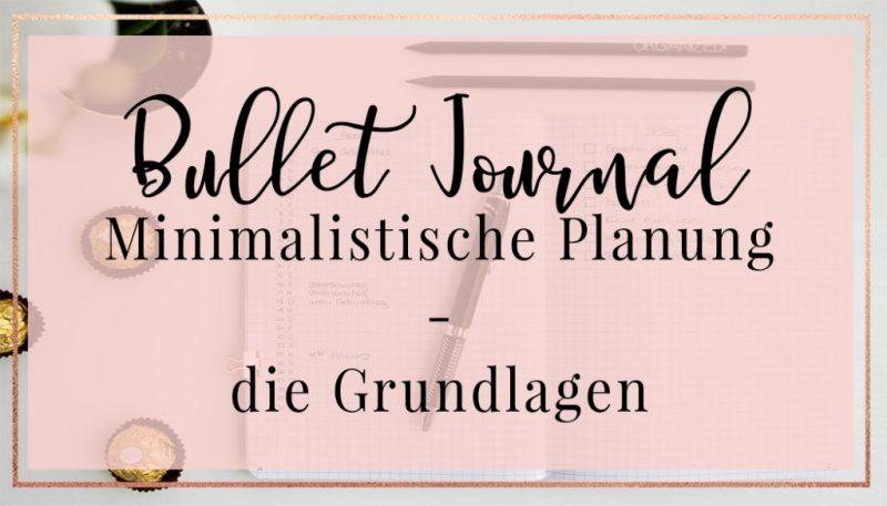 Minimal Planung Blog