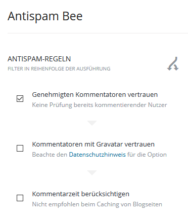 antispam plugin