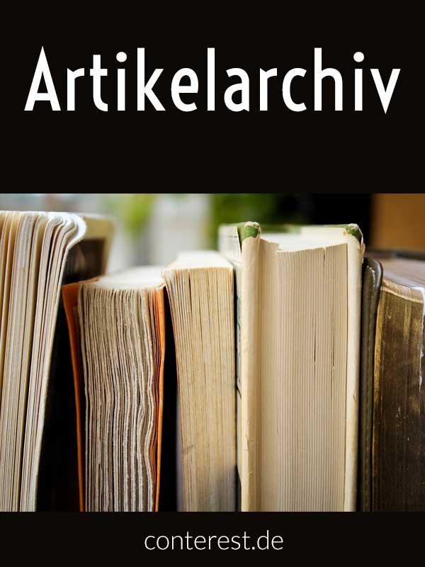 Artikelarchiv