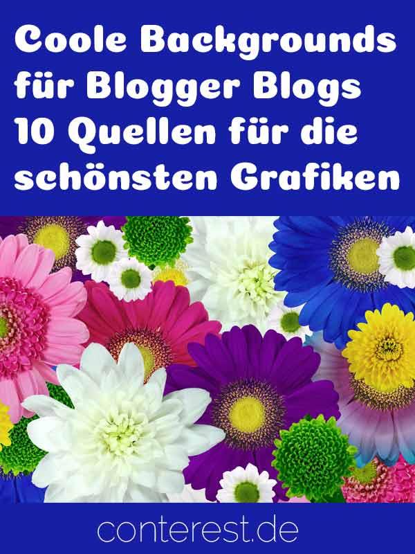 Coole Backgrounds für blogger.com Blogs ✼ So setzt du einen neuen Hintergrund ein