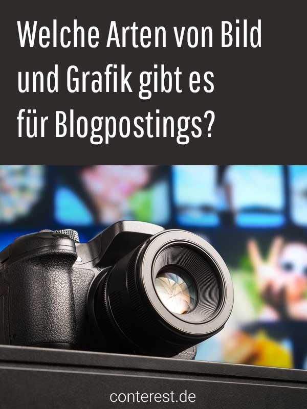 Bild und Grafik für Blogpostings