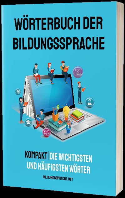 Bildungssprache Buch Cover