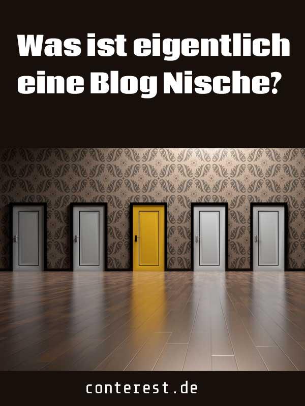 Was ist eigentlich eine Blog Nische?