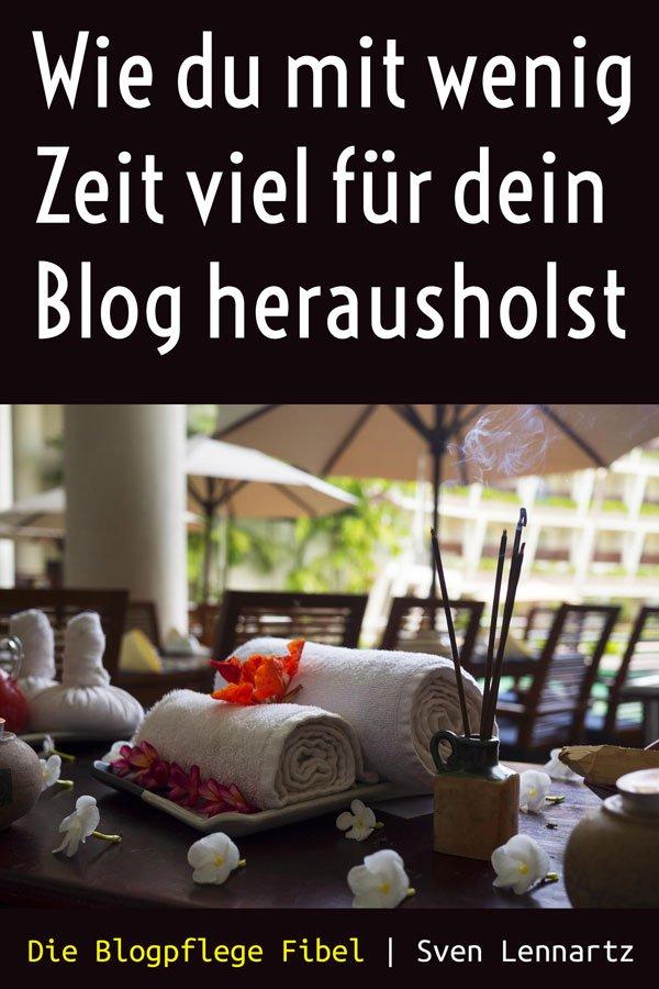 Gratis: Die Blogpflege Fibel