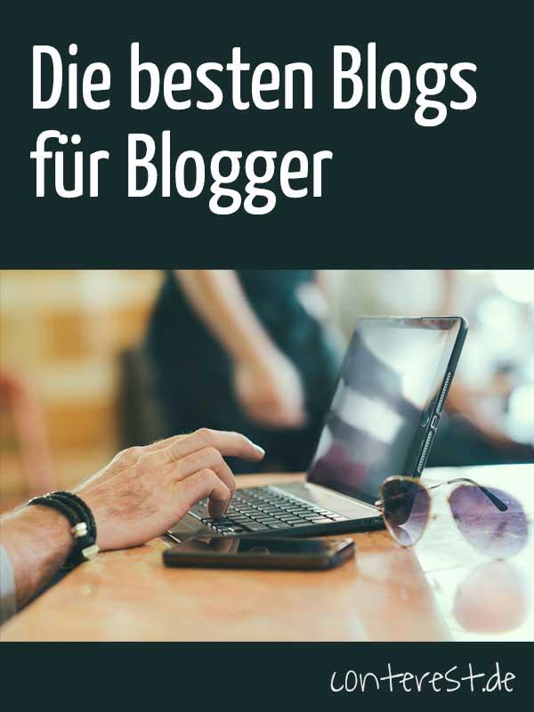 Die besten Blogs für Blogger in deutscher Sprache
