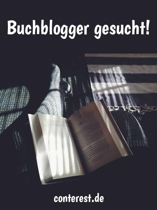 Buchblogger und Romantester gesucht!