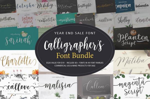 31 irrsinnig schöne Brush Script Fonts kostenlos 2