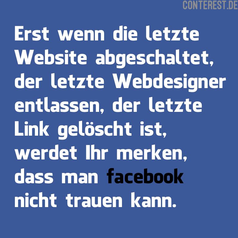 Designkommunismus - Bei Facebook sehen alle Seiten gleich aus 1