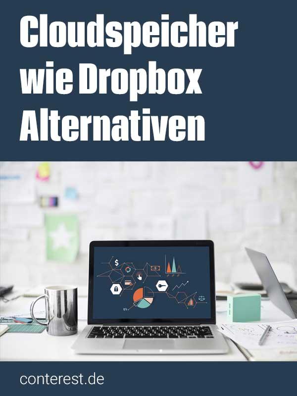 Cloudspeicher wie Dropbox - Alternativen und Angebote