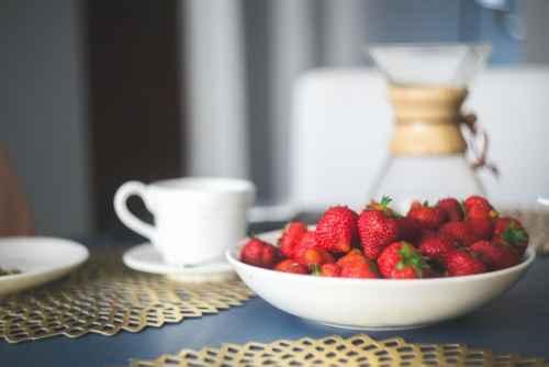 foto erdbeeren