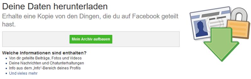 facebook-backup