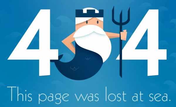 404 seite