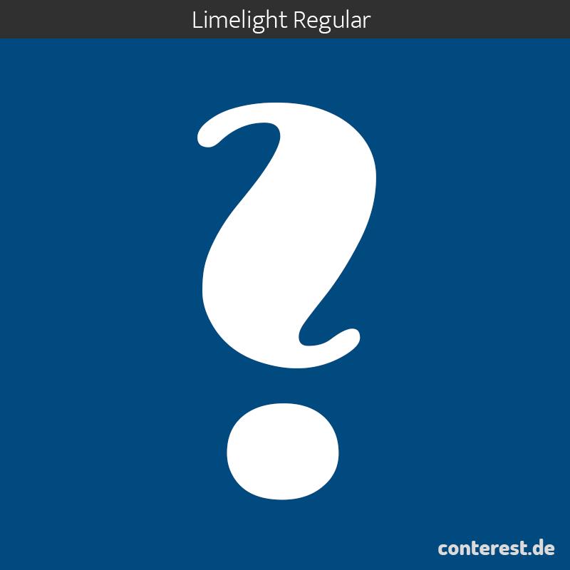 fragezeichen-google-fonts-limelight