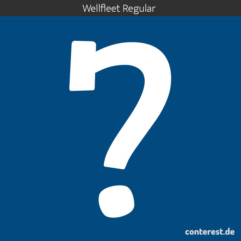 fragezeichen-google-fonts-wellfleet
