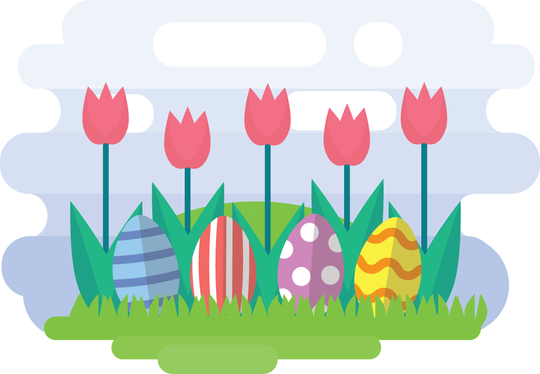 Frühling Illustration