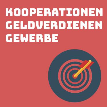 kooperationen geldverdienen gewerbe