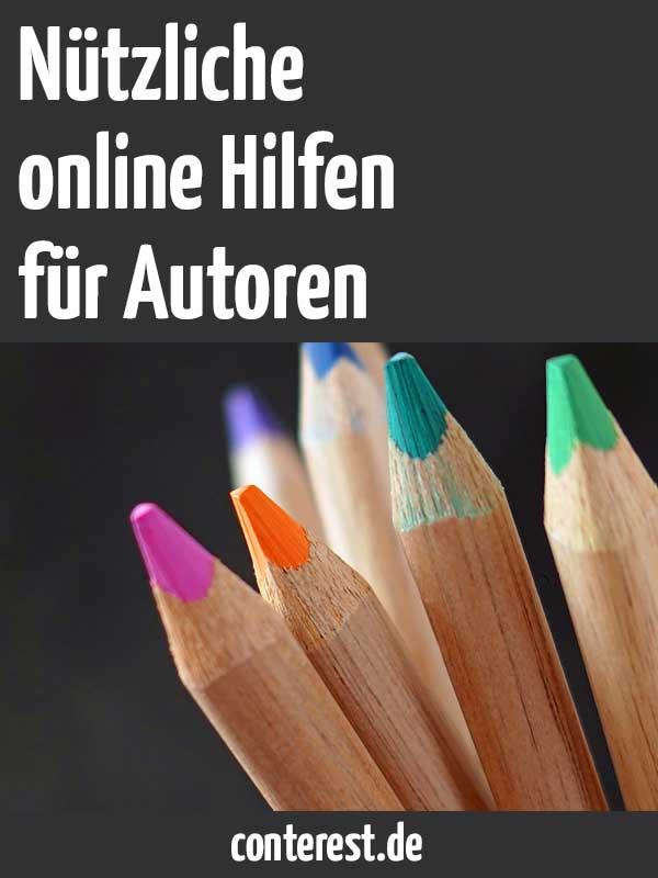 Nützliche online Hilfen für Autoren