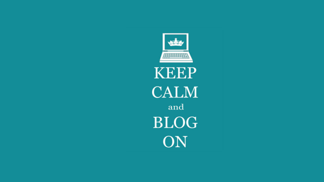 keep_calm_and_blog_on_wallpaper