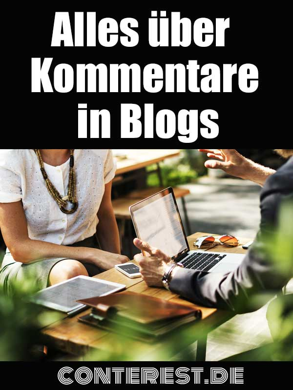 Alles über Kommentare in Blogs