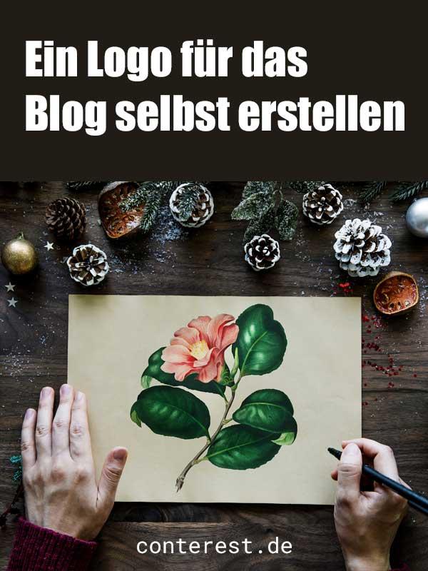Ein Logo für das Blog selbst erstellen