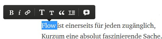 Medium auf Deutsch - Erste Erfahrungen mit dem Bloggen sammeln 3