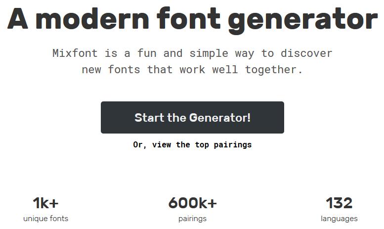 So findest du die schönsten Google Fonts und Font Kombinationen