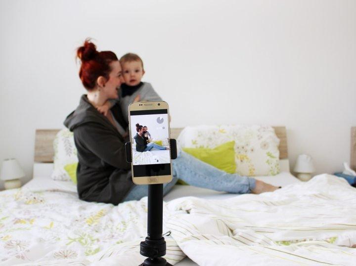 Hinter den Kulissen eines Mama-Blogs