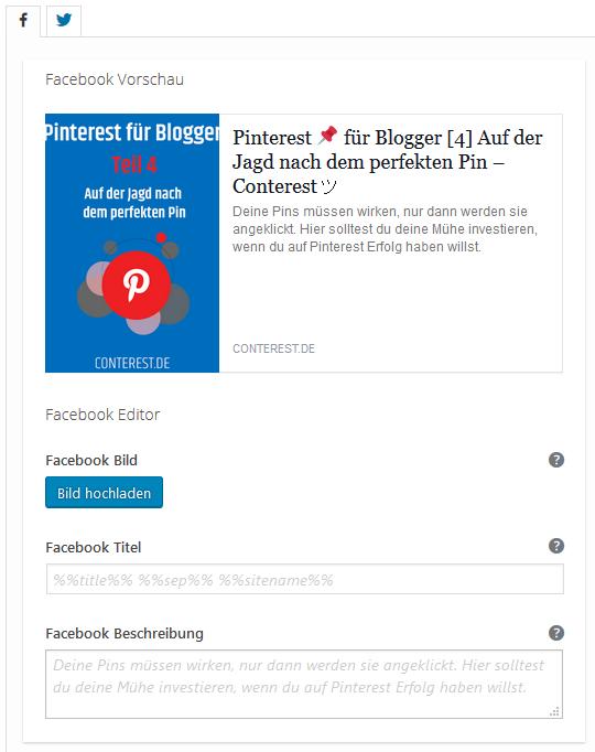 Pinterest 📌 für Blogger (4) Auf der Jagd nach dem perfekten Pin 8