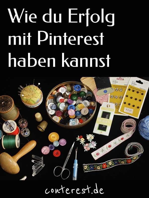 Wie du als Blogger Erfolg mit Pinterest auf Deutsch haben kannst