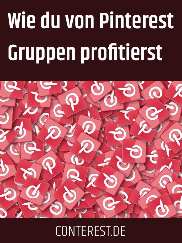 Wie du von Pinterest Gruppen profitierst oder selbst eine aufbaust