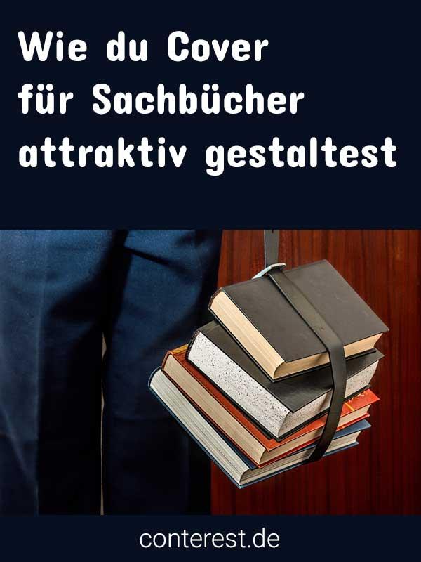 Wie du Cover für Sachbücher attraktiv gestaltest