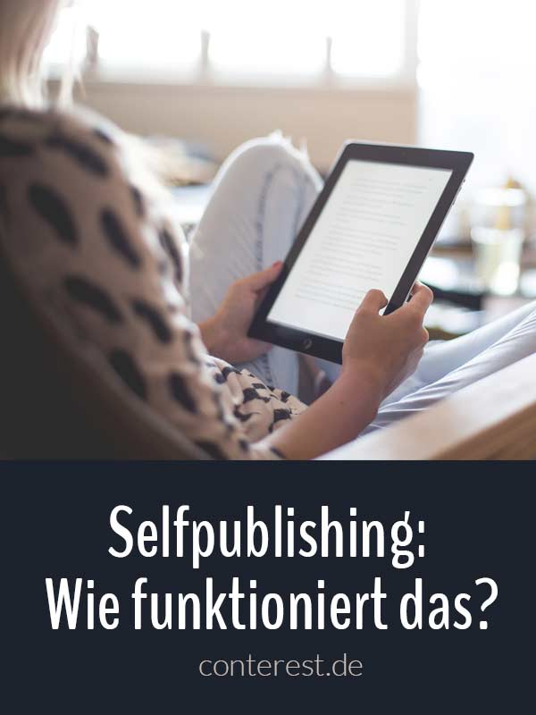 Selfpublishing: Wie funktioniert das?