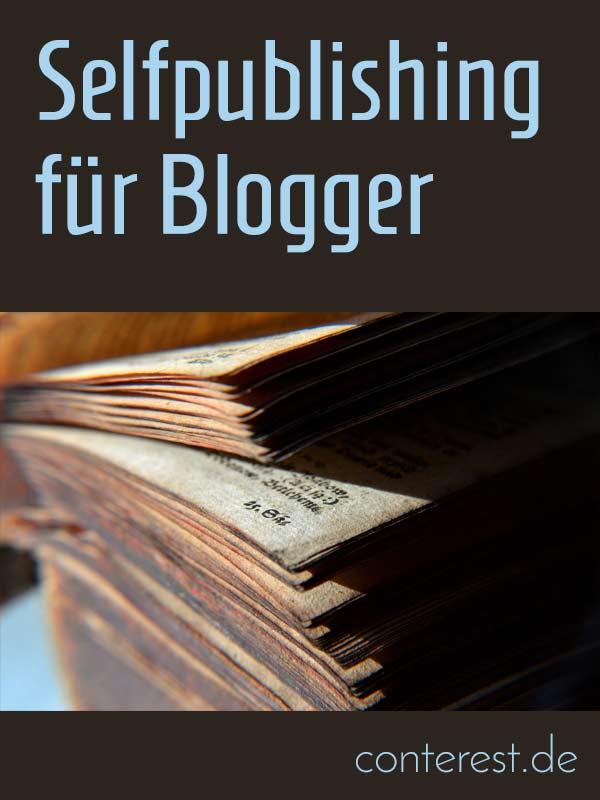 Wie du Selfpublishing als Blogger erfolgreich nutzt