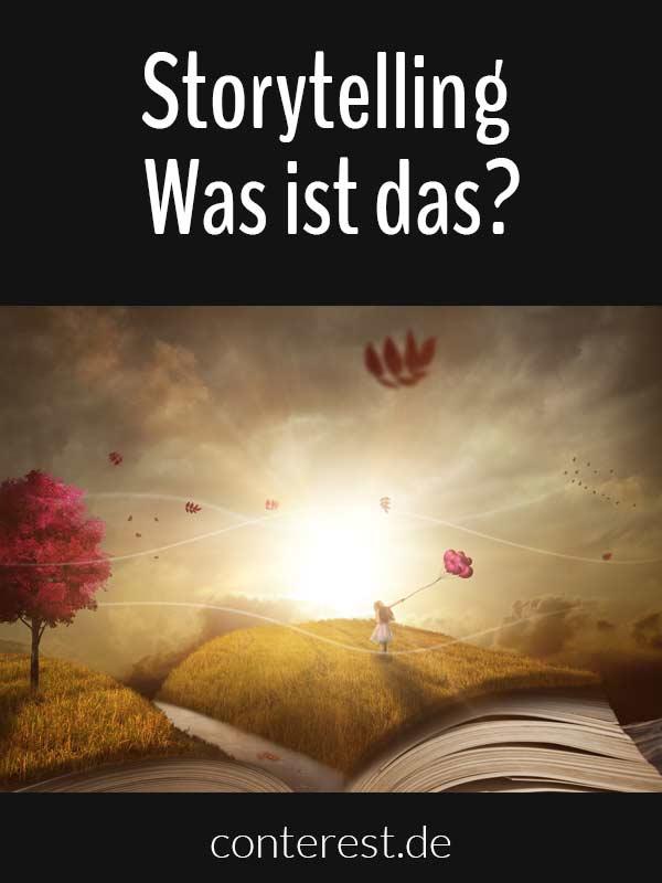 Storytelling – Was ist das?