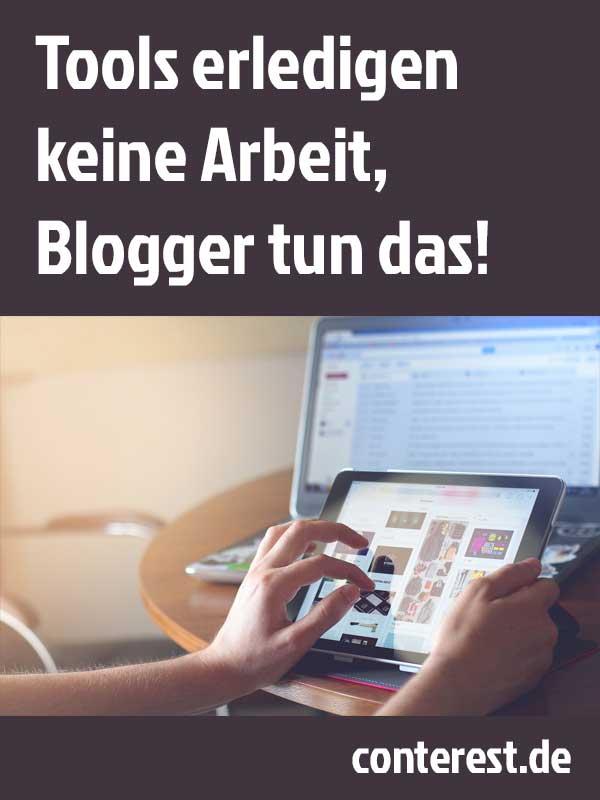 Beitragsbilder: Monitor, Tablet, Arbeit