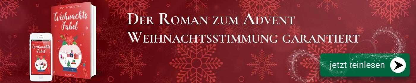 Weihnachtsfabel Annonce in eigener Sache