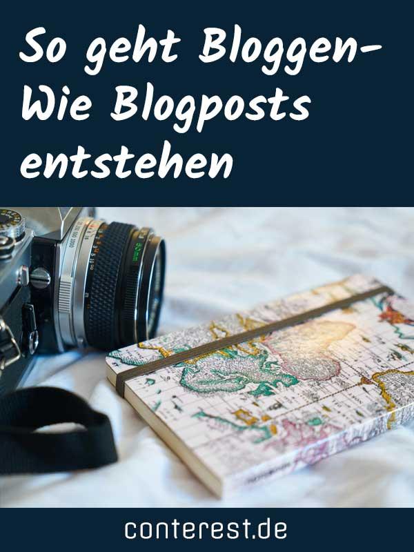 So geht Bloggen – Wie Blogposts entstehen
