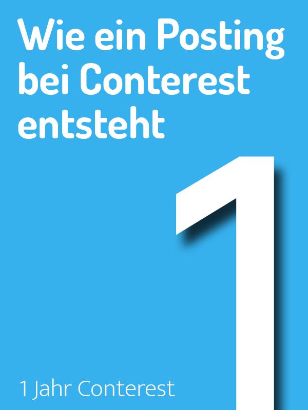 Wie ein Blogpost bei Conterest entsteht