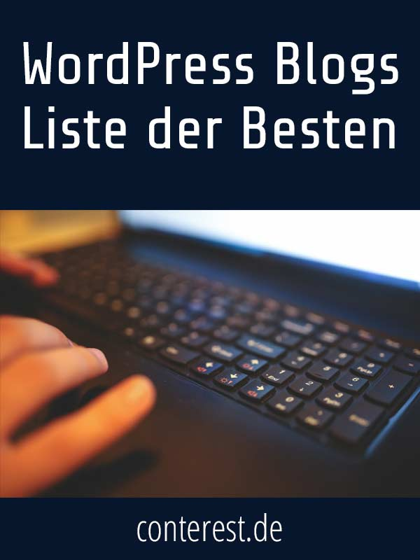 Liste der besten WordPress Blogs