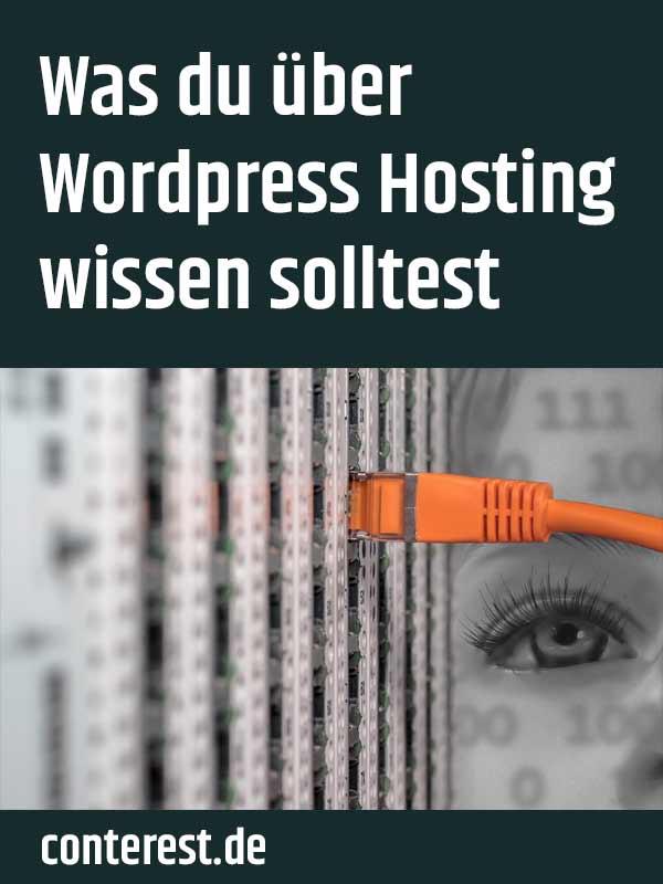 Was du über Wordpress Hosting wissen solltest