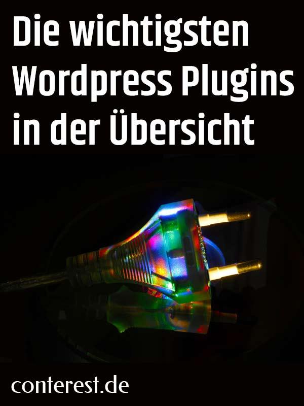 Die wichtigsten Wordpress Plugins in der Übersichtt