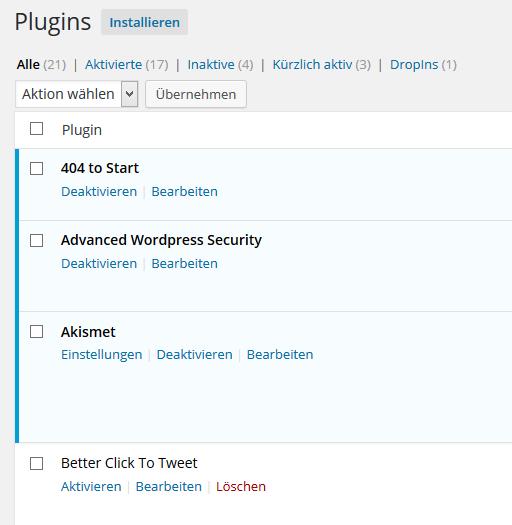 wp-plugin-liste